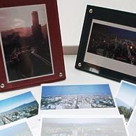 JR TOWER original picture postcard (various)/photo frame (all five colors)